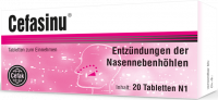CEFASINU Tabletten