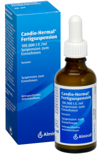 CANDIO HERMAL Fertigsuspension
