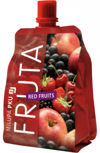 MILUPA PKU 2 Fruta Red Fruits