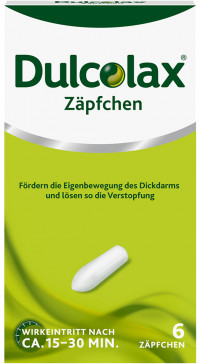 DULCOLAX Suppositorien