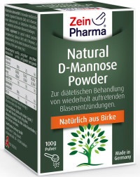 NATURAL D-Mannose Powder
