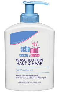 SEBAMED BABY & KIND Waschlotion Haut & Haar