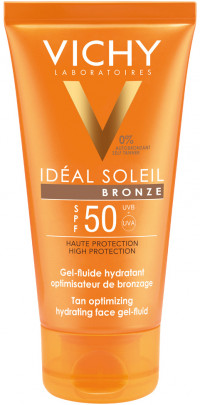VICHY CAPITAL Ideal Soleil BRONZE Ges.Gel LSF 50