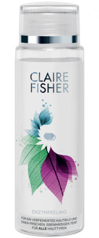 CLAIRE FISHER Enzympeeling Pulver