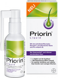 PRIORIN Liquid Pumplösung