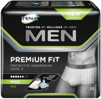 TENA MEN Level 4 Premium Fit Prot.Underwear L