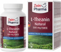 L-THEANIN Natural Forte 500 mg Kapseln ZeinPharma