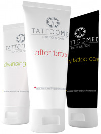 TATTOOMED all in bundle care Set