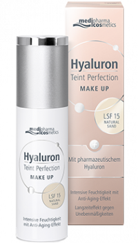HYALURON TEINT Perfection Make-up natural sand