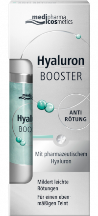 HYALURON BOOSTER Anti Rötung Gel