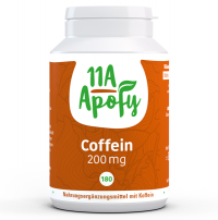 COFFEIN 200 mg Tabletten