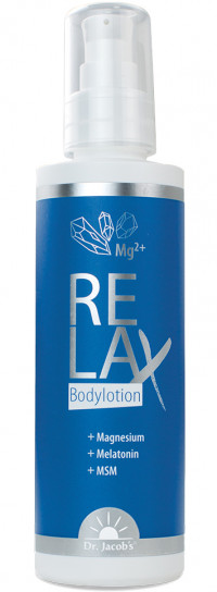 RELAX Bodylotion Dr.Jacob's