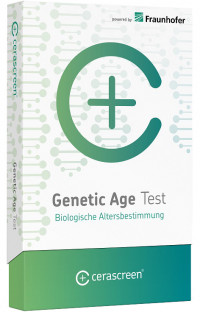 CERASCREEN Genetic Age Test