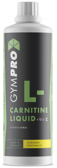 GYMPRO L-Carnitine Liquid Lime