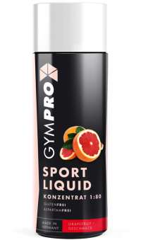 GYMPRO Sport Liquid grapefruit