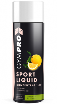 GYMPRO Sport Liquid lemon