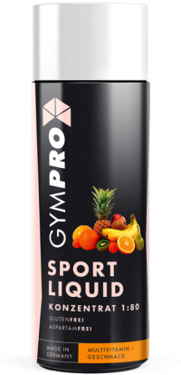 GYMPRO Sport Liquid multivitamin
