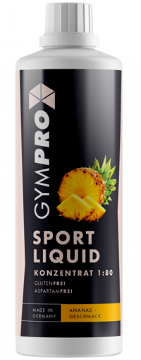 GYMPRO Sport Liquid pineapple
