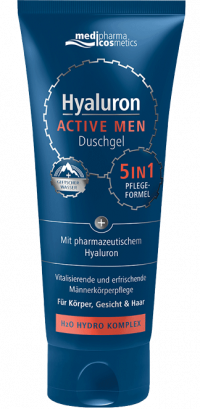 HYALURON ACTIVE MEN Duschgel
