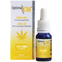 CBN Öl Cannabinol 2% Optima CBN Bio GMP