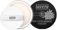 LAVERA Fine loose Mineral Powder transparent