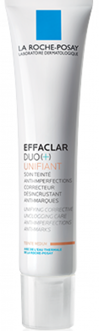 ROCHE-POSAY Effaclar Duo+ Unifiant Creme mittel