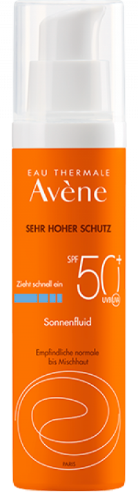 AVENE SunSitive Sonnenfluid SPF 50+