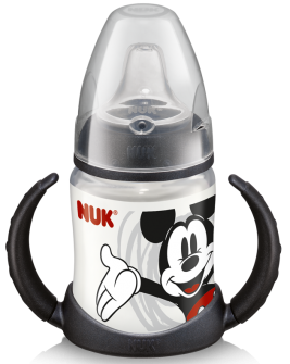 NUK First Choice Trinklernfl.150ml PP Disn.Mickey